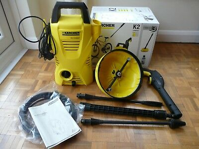 KARCHER K2 COMPACT PRESURE WASHER BOXED - used once