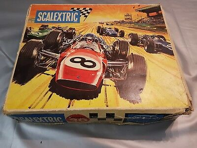 classic scalextric set 30, collectors