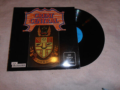 Great Central World of Railways Lp Record Ex. Cond.