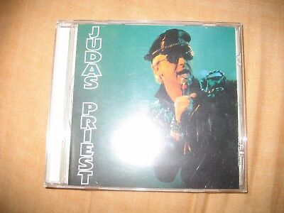 Judas Priest Live In Memphis 1982 Cd. Great Condition.