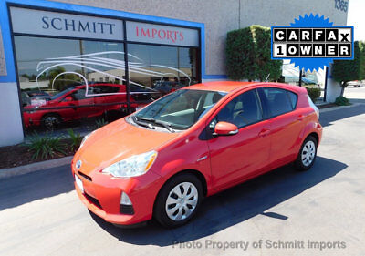 2014 Toyota Prius 5dr Hatchback Two 2014 Toyota Prius C 2 Hybrid, 1-Owner, Clean Carfax!