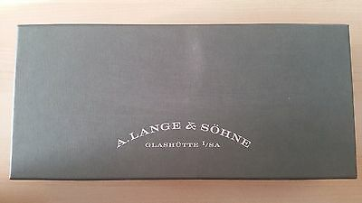 Lange & Sohne Watch Box In Mint Condition