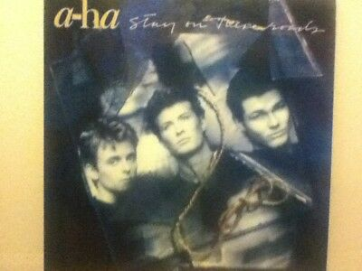 A - Ha          Lp        Stay  On  These  Roads