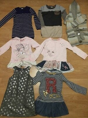 Girls Clothes Bundle Winter 5-6 Years