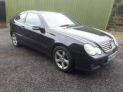 Mercedes benz c180 se coupe alloys full history two tone for Enterprise mercedes benz