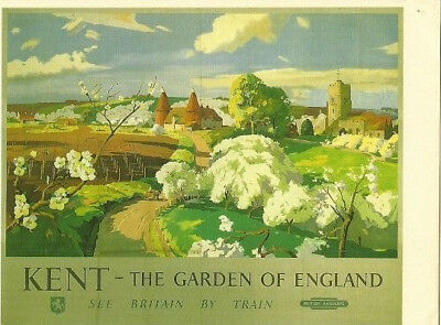 Kent : the garden of England
