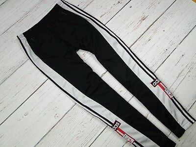 ADIDAS VINTAGE RETRO OLDSCHOOL 80/90s PANTS TROUSERS BOTTOMS UK 34 D6 F180