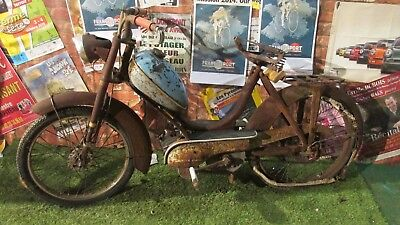Terrot  French moped  Collectable Pit Bike Classic Camper