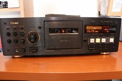 TEAC V8030s, 3-HEAD, DIRECT-DRIVE, DOLBY S PIASTRA DECK REGISTRATORE A CASSETTE