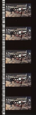Zulu 1964 Michael Caine 35mm Film Cell strip very Rare t64
