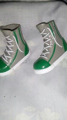Genuine boxing boots for my scene boy dolls