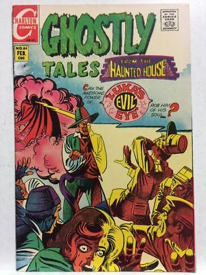 Ghostly Tales # 84 VF- 7.5 Ditko Charlton Comics Free Postage