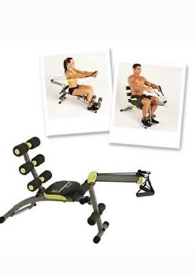 Original Wonder Core II 2 - Ultimate Workout Fitness Exercise Gym Equipment Abs