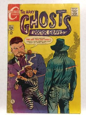 Many Ghosts Of Doctor Graves # 15 VG/FN 5.0 Ditko Charlton Comics Free Postage