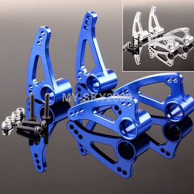 Front Rear Aluminum Rocker arm set For 1/10 RC Traxxas E-Revo Revo 3.3 Summit