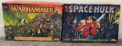 Warhammer Game of Fantasy Battles 5th Edition & Space Hulk - Spare Parts