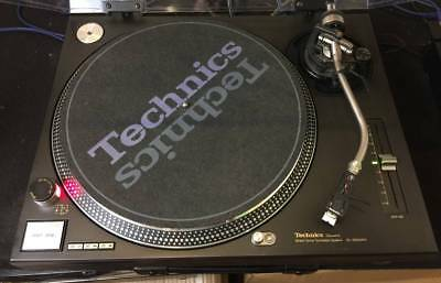 Technics record player SL-1200MK4 turntable cartridge with needle excellent