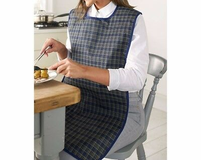 Extra Large Napkin Protect Clothing Stains Spills Food Plastic Back Dinner