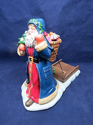 Partylite Retired St Nikolaus Tealight Candle Holder Rare P8571 w/ Box BS 5