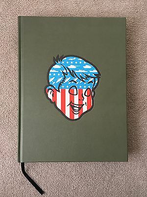 Pearl Jam Ames Bros Poster Book - First Edition (Jeff Ament Eddie Vedder)