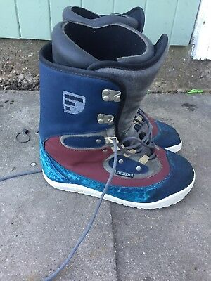 Burton Snow Board Boots Size 7 UK