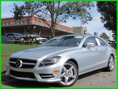 2014 Mercedes-Benz CLS-Class CLS 550 4.6L V8  PREMIUM 1 PACKAGE WHEEL PACKAGE PLUS ONE DRIVER ASSISTANCE PACKAGE