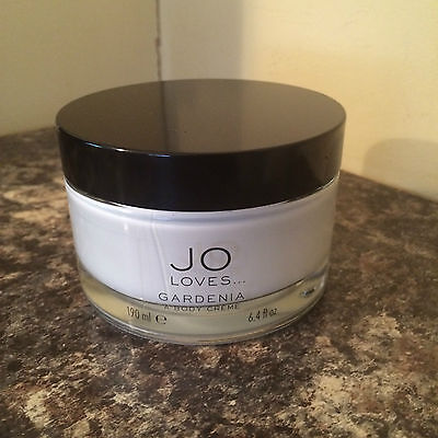 Jo Loves Gardenia Perfume Scented Body Creme Cream 190ml Brand New Prev Malone A