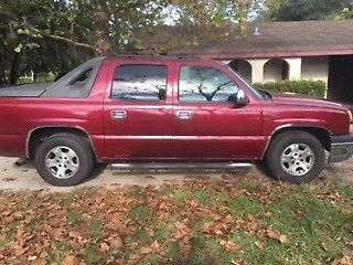 2004 Chevrolet Avalanche  2004 chevy avalanche