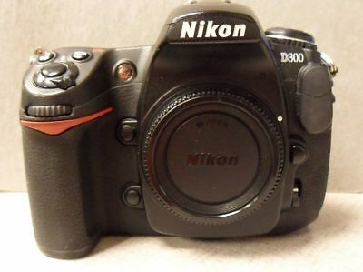 NIKON D300 12.3MP 3'' Screen Digital SLR Camera - BODY ONLY - *Z28*