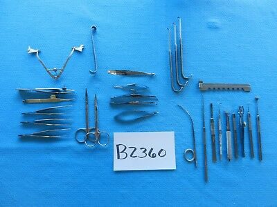 Storz Surgical Ophthalmic Instruments