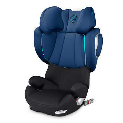 Cybex Solution Q2-fix Car Seat - True Blue