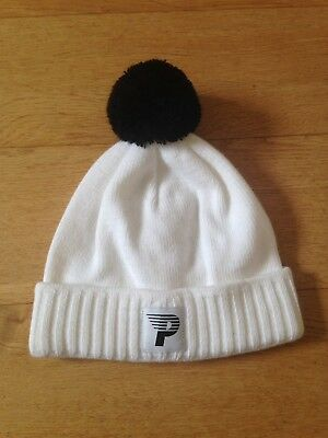 Polar Skate Co. Speedy P Bobble Beanie White