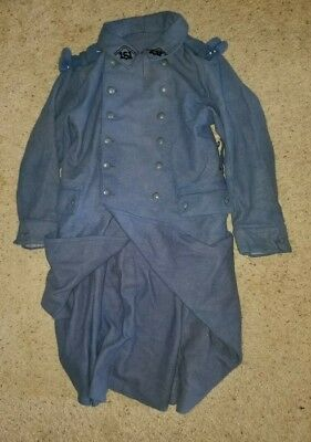 Repro WW1 French Army 1915 1917 Greatcoat, Hand Made Replica, Possible Prop?