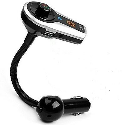 Wireless Radio AdapterStoga Bluetooth FM Transmitter with Hands-Free Calling ...