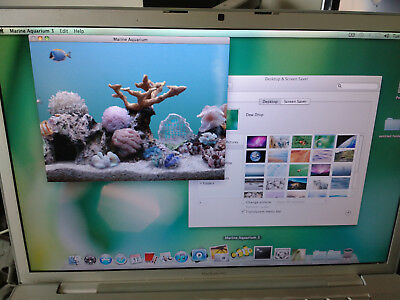 """Apple MacBook Pro 15.4"""" 2007, 2.4GHz, nVidia, Clean LCD. Works but rough."""