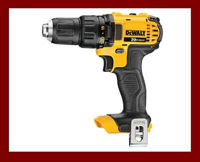 Dewalt DCD780-XE 18V XR Slide-on Drill Driver & Belt Clip AU Seller Tax Invoice