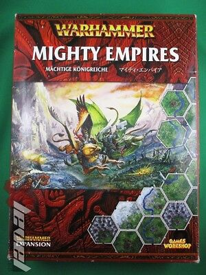 Mighty Empire  [x1] Other [Warhammer] Complete