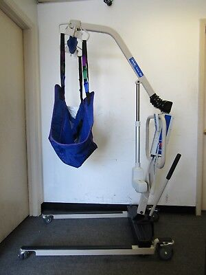 Invacare Reliant 450 Hoyer Hydraulic Patient Lift, 450 Lbs Capacity