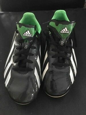 Adidas Soccer Boots Boys Size 3