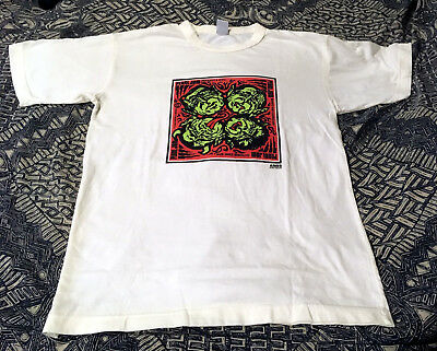 Gem OFFICIAL PEARL JAM AMES BENAROYA HALL MEDIUM SHIRT '03 BENEFIT FOR YOUTHCARE