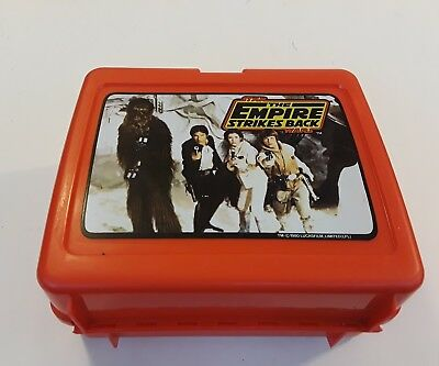 Vintage 1980 Star Wars The Empire Strikes Back Lunchbox and Thermos
