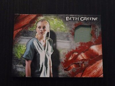 2016 The Walking Dead Survival Box Emily Kinney As Beth Greene Pants Relic