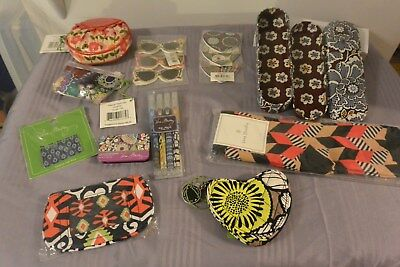 Vera Bradley Large Lot of Stocking Stuffers ....All New !!!