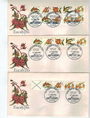 First Day Covers - Australian Decimal