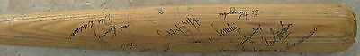 1978-79 Cincinnati Reds Ray Knight Game Used Bat - Team Signed