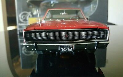 1966 Dodge Charger by American Muscle Authentics in 1:18 scale