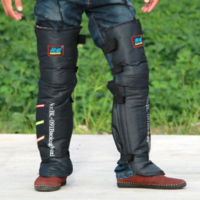 Motorcycle Knee And leg Warm Protector Motocross Knee Pads Scooter Bike Sileris