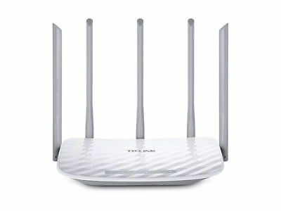 TP-Link Archer C60 AC1350 1350Mbps Dual Band WiFi Wireless Router NBN Ready