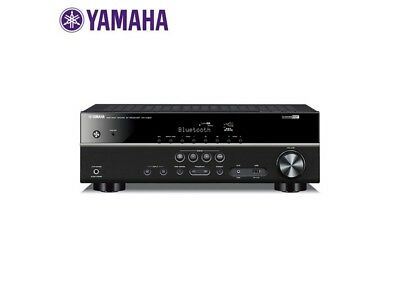 Yamaha RX-V383B 5.1ch Home Theatre AV Receiver BLACK - Brand New