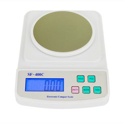 500g/0.01g Accurate Digital Balance Laboratory Counting Weight Scale Precision